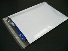 High Quality 500 Pc 12x15.5 WHITE POLY MAILER ENVELOPE BAGS 2.0 Mil new