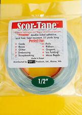 Scor-Tape Adhesive 1/2