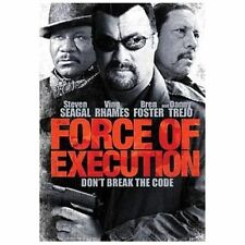 Force of Execution (DVD, 2013) FREE SHIPPING