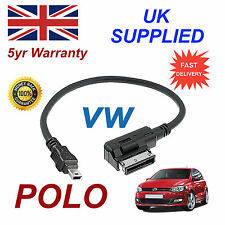 VW POLO AMI MMI 000051446A MP3 iPOD PHONE MINI USB Cable replacement