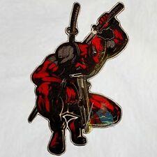 Marvel Deadpool Embroidered Big Patch for Back Comics X-men Wolverine Magneto