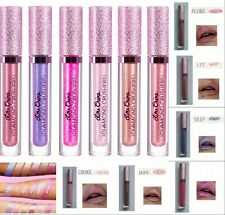 New 6 Colors Shades Lime Crime Diamond Crusher Lipstick Liquid Glitter Lip Gloss