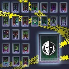 Anime Games Persona 4 Arena Ultimax Tarot Cards Cosplay Game 23 cards One Set