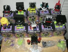 Loyal Subjects Transformers Wave 3 Lot of 11 Sunstreaker Sludge Blitzwing Swoop