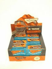 12x NOS TRU-SCALE TRU TRACK SWITCH CONTROL IN PROMO DISPLAY BOX  #1711:150 NIB