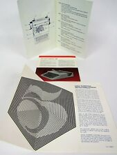 Olivetti Lettera 31 Original Instructions Documentation Warranty Information