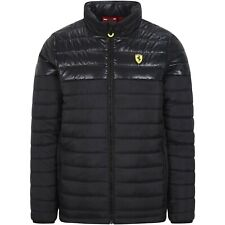 Scuderia Ferrari F1 Men's Padded Jacket Black