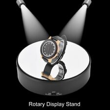 Adjustable Battery Powered Motorized Rotary 360°Rotating Display Stand Turntable