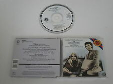 ELGAR/CELLO CONCERTO-ENIGMA VARIATIONS, DU PRE-BARENBOIM(CBS MK 76529) CD ALBUM
