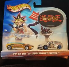 NEW HOT WHEELS YU-GI-OH! VS SUMMONED SKULL 2 CAR SET (HW-6) 2003