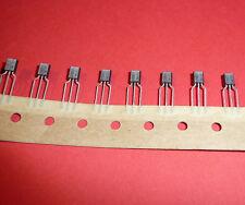 40x org. RFT DDR C557C W32 BC557C PNP Transistor Vintage