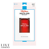 Sally Hansen Insta Dri Dry Anti Chip Top Coat, Nail Varnish - Clear 13.3ml