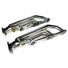 Chevy Small Block 283 305 327 350 400 Camaro Firebird 5.0 T3 Twin Turbo Manifold