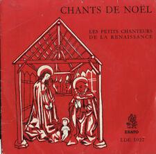 33t LES PETITS CHANTEURS DE LA RENAISSANCE - NOËLS POPULAIRES