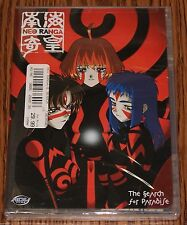 Neo Ranga - Vol. 6: The Search for Paradise (DVD, 2003) Anime Action BRAND NEW