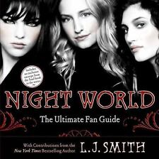 Night World: The Ultimate Fan Guide, L.J. Smith, Annette Pollert, Good Condition