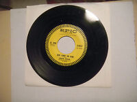 ADAM WADE there'll be no teardrops tonight /here comes the pain EPIC  45