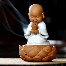 Ceramic Incense Burner Furnace Holder Tower Wishing Bonze Coil Craft Fortune New