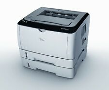 Ricoh Aficio Sp 3410 DN Laser Printer with Power Cord  Plus Extra Sheet tray Plu