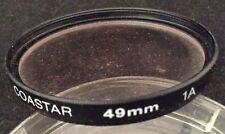 Coastar 49mm 1A Skylight Circular Filter for Camera Lens & Case Made in Japan