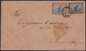 F-EX2069 ARGENTINA 1892 SPECIAL ISSUE DISCOVERY OF AMERICA SHIP SET.