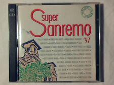 2CD Super Sanremo '97 PATTY PRAVO LOREDANA BERTE' ANNA OXA NEW TROLLS TOSCA NEK