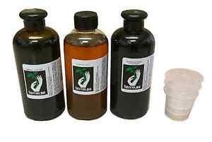 Pack 3x1L Huile de Neem, Acides Humiques et fulviques, Mélasse Bio + doseurs