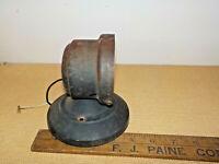 Antique Metal Electric Ceiling Light Fixture issue 84,773 Thomas Ind. U.S.A.
