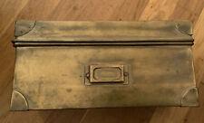 Brass Storage Box