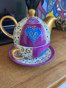 disney teapot