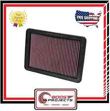 K&N Replacement Air Filter Fits HYUNDAI SANTA FE and KIA SORENTO * 33-2969 *