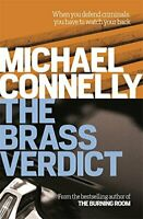 The Brass Verdict (Harry Bosch Series), Connelly, Michael, New condition, Book