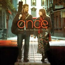 ONCE ORIGINAL FILM SOUNDTRACK CD GLEN HANSARD THE FRAMES / MARKETA IRGLOVA / NEW