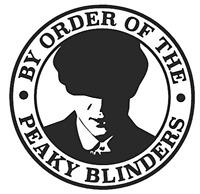 """MOTORHOME CAMPER VAN CARAVAN / STICKERS /DECAL / GRAPHIC / PEAKY BLINDERS 24 """""""