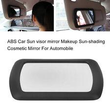 ABS Car Sun visor mirror Makeup Sun-shading Cosmetic Mirror For Automobile HT