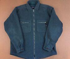 "Vintage Patagonia All-Fleece ""flannel"" Jacket - Men's Medium"