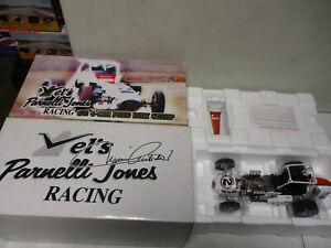 GMP Mario Andretti Vel's Parnelli Jones Ford 4 Cam Dirt Champ 1/12
