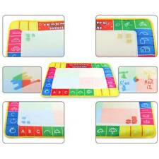 Drawing Water Pen Painting Writing Magic Doodle Mat Board Kids Boys Girl Toys