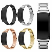 New Stainless Steel Bracelet Band Strap For Samsung Gear Fit 2 Pro SM-R365 US