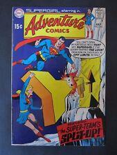 Adventure Comics  # 382 VF- Supergirl Topar (Jorel's Robot) Fortress of Solitude
