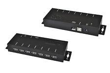 EXSYS EX-1178 - USB 2.0 HUB mit 7 Ports, Metallgehäuse
