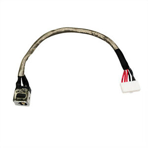 For MSI GE72 2QD Apache Pro MS-1792 Series DC Power Jack Cable K1G-3006023 TO US