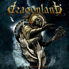 DRAGONLAND Astronomy CD Power Metal kamelot dragonforce dark moor keldian angra