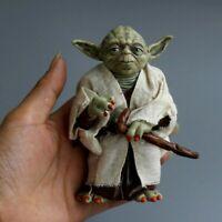 Meister Yoda Actionfigur Star Wars Film Movie Figur Sammlung Jedi Master Doll