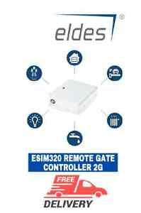 NEW Original ELDES ESIM320 remote gate controller 2G made EU