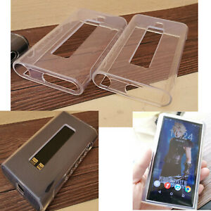 Soft Clear Protect Case Transparent Full Cover Shell for FiiO M15 Music Player