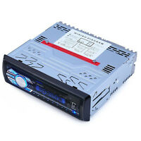 Auto Car Stereo 1DIN Autoradio CD DVD MP5 MP3 Player AUX USB SD FM In-Dash Audio