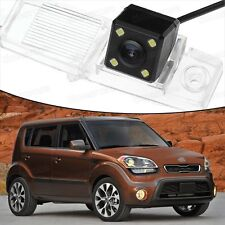 4 LED CCD Rearview Camera Reverse Parking Backup for Kia Soul 11 12 2010-2013