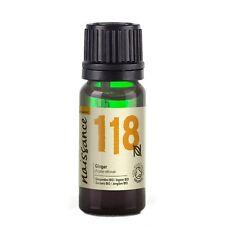 Huile Essentielle de Gingembre BIO 10ml - 100% pure et naturelle, aromathérapie