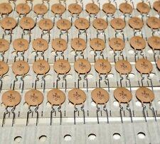 Lot of 2,000 TDK Ceramic Disc Capacitors 3900pF 500VDC 10%